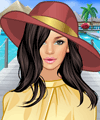 Tropical Resort Dress Up Game