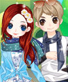 Golden Ages 2 Dress Up Game