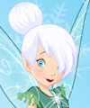 Periwinkle Frost Fairy Dress Up Game