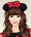 Dress Up Mickey Princess
