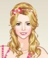 Ice Dancer Princess Dress Up Game