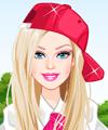 Barbie Golf Dress Up Game