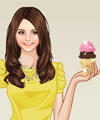 Sunshine and Sundae Dress Up Game