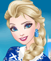 Elsa Today Dress Up Game