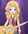 Country Musician Dress Up Game
