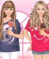 Ice Cream Lovers Dress Up Game