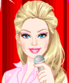 Barbie TV Host Dress Up