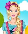 Barbie Childhood Style