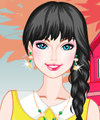Clothing Sets by Color Dress Up Game