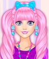 Rapunzel Kawaii Trends Dress Up Game