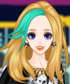 Style Adventures Rock Chic Dress Up Game