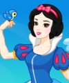 Disney Princess Mix and Match Dress Up Game