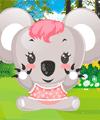 Baby Koala Caring and Dress Up Game