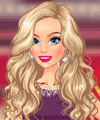 Princess Dinner Party Dress Up Game