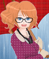 Anime Rainy Day Dress Up Game
