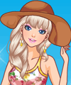 Spring Tulips Dress Up Game