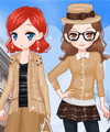 French Mix Dress Up Game