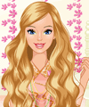 Barbie Back to School Make Up Game