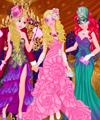 Royal Masquerade Ball Dress Up Game