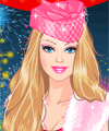 Barbie Rooftop Party Dress Up Game