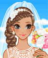 Bridal Hair Salon Makeover Game