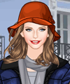 Down Coats Style Dress Up Game
