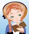 Anne of Green Gables Dress Up Game