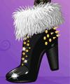 Winter Boots Shoe Designer Game