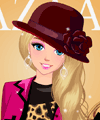 Fashion Cover Girl Makeover Game