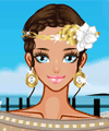 Greek Goddess Dress Up and Make Up Game