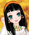 Girly Berry Autumn Fashion Dress Up Game