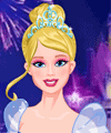 Barbie Disney Princess Dress Up Game