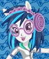 DJ Pon 3 My Little Pony Equestria Girls Dress Up Game