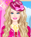 Barbie Glam Puppy Dress Up Game