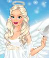 Ballroom Angel Dress Up Game