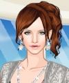 Lady Mama Dress Up Game