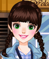 Dorothy from Wizard of Oz Today Dress Up Game