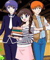 Fruits Basket Trio