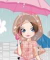 Rainy Summer Day Dress Up Game