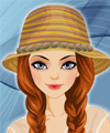 Summer Hats Makeover Game