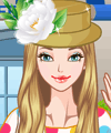 Candy Colored Maxi Dresses Dress Up Game