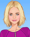 Surfer Girl Dress Up Game