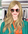 Oversized Winter Bags Dress Up Game