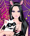 Devilish Kitten Dress Up Game