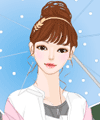 Early Fall Trend Dress Up Game