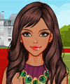 Cannes Festival Dress Up Game