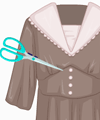 DIY Grandma Dress Refashion Game