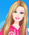 Barbie Camping Dress Up Game
