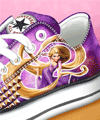 Cindarellas Disney Shoes Design Game