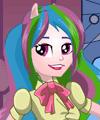 My Little Pony Equestria Girls Principal Celestia Dress Up Game